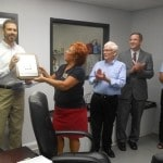 Ohio and County recognize Gabrelcik and LSI success