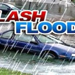 Flash flood, severe weather watch for today, tonight