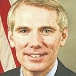 Report: Rob Portman raises $1.1 million in first reporting period of 2016