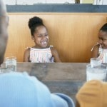 How to help your kids make healthy choices while eating out