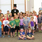 Lincoln is Summer Reading Program 'Hero'