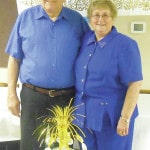 Levings celebrate 50th wedding anniversary