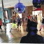 Zumbathon benefits local families