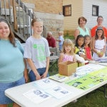 4-H Sunday and Blessing of the Animals is an outdoor event