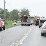 Monday crash on State Route 61 claims Crestline woman