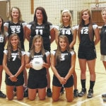 Gilead Christian volleyball