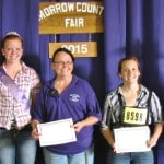 Two awarded scholarships by Cattlemens Association