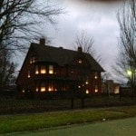 Brownella Cottage Paranormal Investigations set in Galion