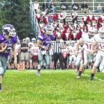 Fredericktown offense too potent for Mount Gilead in 53-15 decision Friday night