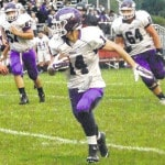 Fast start, big plays boost Cardington past Mount Gilead 48-20 Friday