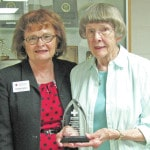 Logan recognized at annual Red Cross Volunteer Recognition Awards