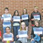 Cardington-Lincoln Intermediate September Students of the Month