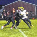 Cardington gets plenty of big plays in 55-21 win over Northmor