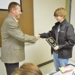 Caleb Jennings is CE's Student of the Month