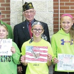 Veteran's Day poster winners announced