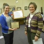 State award presented to Mount Gilead program