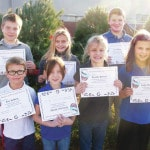 Gilead Christian November Students of the Month