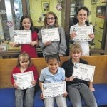 Mount Gilead Christian School announces January students of the month