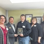 Morrow County Chamber of Commerce recognizes Highland senior as student of the month
