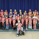 Highland Elementary School announces its March students of the month for third, fourth and fifth grades