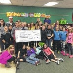 Park Avenue Elementary's 'K-Kids' donate dance proceeds to charity efforts