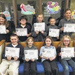 Gilead Christian School names March students of the month