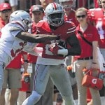 Ohio State springs forward with same goals