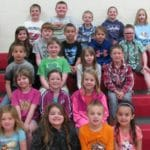 Cardington Elementary names students of the month