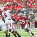 Rebuilt OSU defensive line dominating