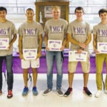 MG athletes recognized