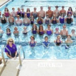 MG swimmers in pair of meets