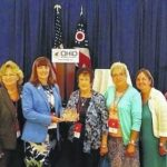 Morrow County Republican Women's Club receive highest state honor