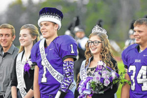 Mount Gilead royalty chosen