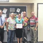 McElwee honored for PSAT