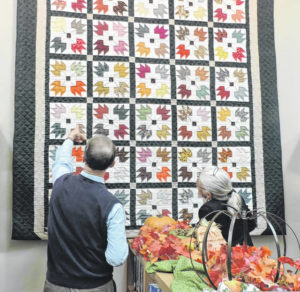 Chesterville quilt displays heritage