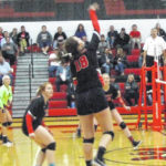 Cardington spikers fall to Freddies Tuesday