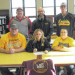 Boggs to play softball at Charleston