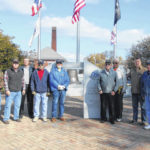 Veterans Memorial Courtyard marks 10th year