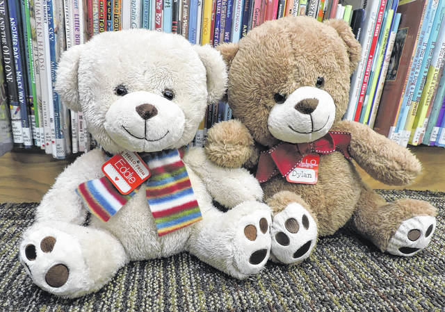 "Selover Library will give out free ""li-bear-y"" teddy bears to patrons on Black Friday while supplies last."