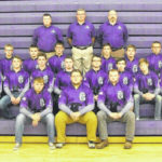 MG wrestlers blend youth, experience