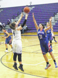 Fourth quarter surge boosts Highland girls past MG