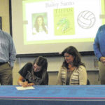 Highland's Santo moving on to Tiffin volleyball