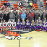 MG, Fredericktown basketball recognizes military