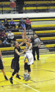 Cardington girls hold down Northmor in claiming win