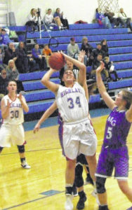Highland girls surge past Mount Gilead in second half