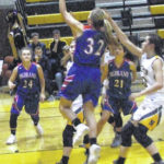 Highland girls have big second half in topping Northmor