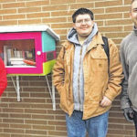Selover Library opens Little Free Libraries