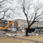 HPM office demolished