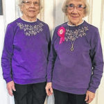 Twins celebrate 90th birthdays