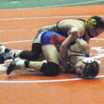 Northmor wrestlers compete in state duals